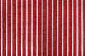 Stripe fabric texture background Royalty Free Stock Photos