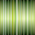 Stripe gradient green Stock Photography