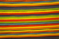 Stripe lines of cloth colorful on Stock Image
