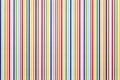 Stripe pattern paper Royalty Free Stock Photo