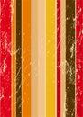 Stripe retro grunge background Royalty Free Stock Photo