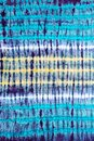 Stripe tie dye pattern abstract texture background Royalty Free Stock Photo