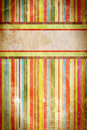 Striped background with some stains Stock Images