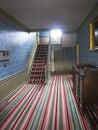 Striped Carpet Stock Image