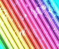 Striped colored background Royalty Free Stock Images