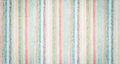 Striped Colorful Fabric Textur...