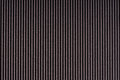 Striped dark gray embossed paper. Colored paper. Black texture background Royalty Free Stock Photo