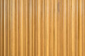 Striped decoration wood wall background, vertical pattern Royalty Free Stock Photo