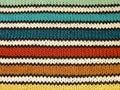 Striped knitting Stock Photos