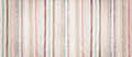Striped soft colorful fabric textured vintage background Royalty Free Stock Photo