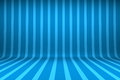 Striped studio background Stock Image