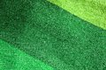 Striped wool green coloured stripes hard fabric texture Royalty Free Stock Image