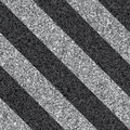 Stripes on asphalt texture illustration Stock Photos