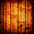 Stripes on grunge background Stock Image
