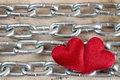 Strong love concept Royalty Free Stock Photo
