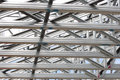Structural steelwork details Royalty Free Stock Photography