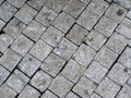 Structure of sidewalk Royalty Free Stock Photo