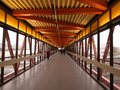 Structure walkway Royalty Free Stock Images
