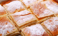 Strudel Royalty Free Stock Photo