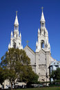 Sts. Peter and Paul Church Royalty Free Stock Images