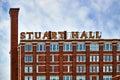 Stuart hall w kansas city Obrazy Stock