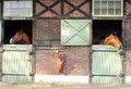 Stud farm the of jardy called in france le haras de jardy located between paris and versailles Stock Photos
