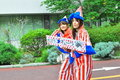 Student Cosplay in University Tsukuba Festival Stock Images