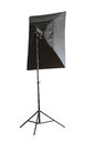 Studio lamp Royalty Free Stock Photo