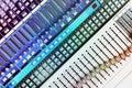 Studio mixer Royalty Free Stock Photo