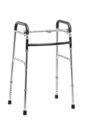Studio shot of a walker, orthopedic equipment Royalty Free Stock Photo