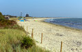 Studland knoll beach Dorset England UK Royalty Free Stock Photo