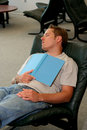 Study Break Royalty Free Stock Photo