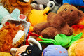 Stuffed toys Stock Photo