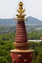 Stupa Royalty Free Stock Photography