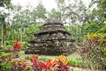 Stupa sumberawan in Batu on Bali Stock Photography