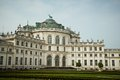 Stupinigi palace near turin la palazzina di caccia di ancient royal residence Royalty Free Stock Images