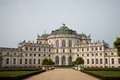 Stupinigi palace near turin la palazzina di caccia di ancient royal residence Royalty Free Stock Photography