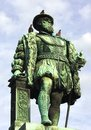 Stuttgart - Duke Christopher monument - II - Royalty Free Stock Photo