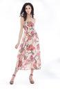 Style and elegancy - stylish female posing Royalty Free Stock Images