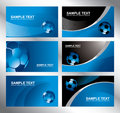 Style for you business card Royalty Free Stock Image