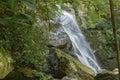 Styles Waterfall – Shawsville, Virginia Royalty Free Stock Photo
