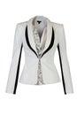 Stylish jacket isolated Royalty Free Stock Photo