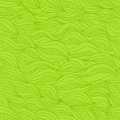 Stylized abstract seamless pattern vector with horizontal decorative fibre pleasant green variant Stock Photos