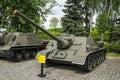 SU100 Soviet Tank Destroyer