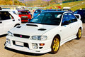 Subaru Impreza Royalty Free Stock Photo