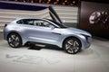 Subaru Viziv Concept - Geneva Motor Show 2013 Royalty Free Stock Photo