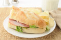 Submarine sandwich Royalty Free Stock Photo