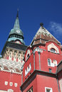 Subotica townhall Royalty Free Stock Photography