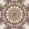 Subtle Kaleidoscope Royalty Free Stock Photo