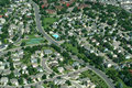 Suburban Neighborhood Royalty Free Stock Photo